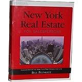 New York Real Estate for Salespersons (Custom Edition for New York Real Estate Institute)