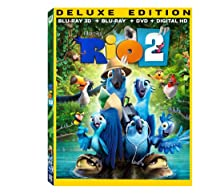 Rio 2 (3D Blu-ray) from 20th Century Fox