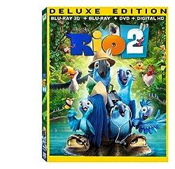 Rio 2 (3D Blu-ray)