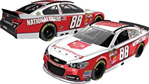 NASCAR Dale Earnhardt Jr. #88 National Guard Race 2 Achieve.org 1 24 Car 2013 by Unknown