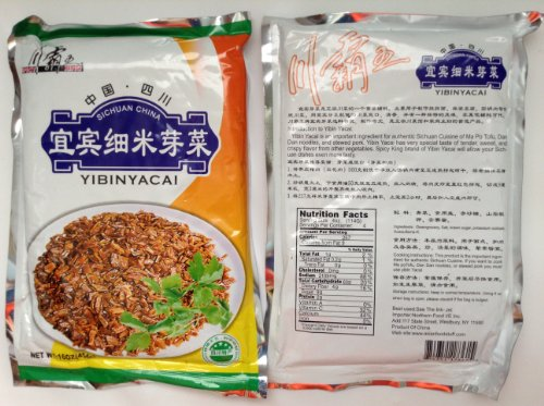 Yibin Yacai for authentic Sichuan Cuisine - 2