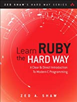 Learn Ruby the Hard Way