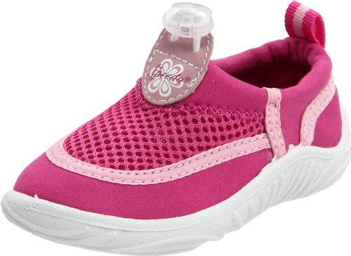 Speedo Surfwalker Pro Water Shoe (Toddler/Little Kid/Big Kid),Bright Pink,L (US Toddler 8/9 M)