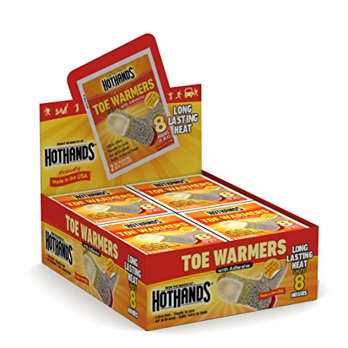 HotHands Toe Warmers (40 pairs) (B0007ZF4PE) | Amazon price tracker