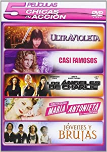 Amazon.com: Pack Chicas En Acción 5 Dvds: (Casi Famosos