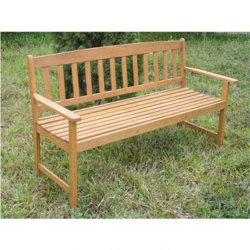 3-Sitzer Gartenbank Pazifik Eukalyptus Bank Holzbank Parkbank günstig bestellen