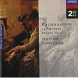 Rachmaninov : 24 Préludes - Sonate n° 2 (Coffret 2 CD)