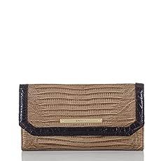 Soft Checkbook Wallet<br>Cabana Pennfield