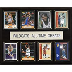 Buy NCAA Basketball Kentucky Wildcats All-Time Greats Plaque by C&I Collectables