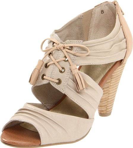 Seychelles Women's Solo Sandal,Off White Leather,8 M US
