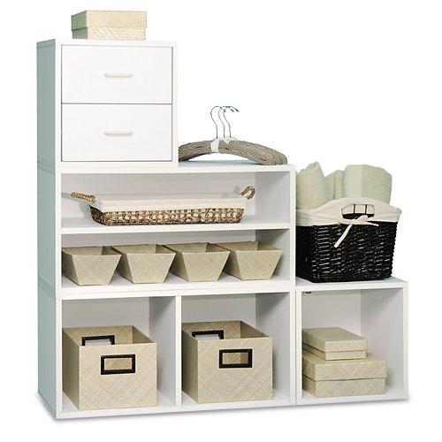 Closet Shelving Rubbermaid Closet Shelving Closet Cube Shelving Unit Set Of 4 White