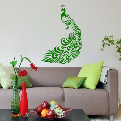 Peacock Bedroom Decor front-1066799