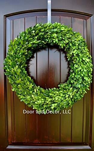 Preserved boxwood wreath, boxwood wreath, front door wreath, spring wreath, boxwood wreaths, preserved boxwood, wreaths, mirror wreath, wreath over window frame, rustic decor, farmhouse