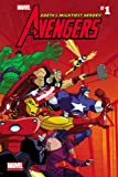 Marvel Comics Marvel Universe Avengers: Earth's Mightiest Heroes Comic Readers - Vol. 1 (Marvel Comic Readers)