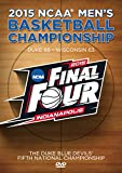 2015 NCAA Men's Basketball Championship [DVD/BD Combo] (TM6154)