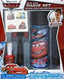 Disney Cars Bath & Shave Set Bath Foam, Tattoos, Shave Brush & Play Razor.