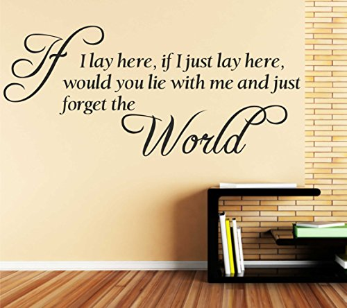 if-i-lay-here-if-i-just-lay-here-vinyl-wall-art-quote-sticker-song-lyrics-b61-910mm-x-400mm-by-vksti