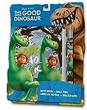 El Viaje de Arlo - Set con libreta y bol�grafo, color verde (Kids WD-16910)