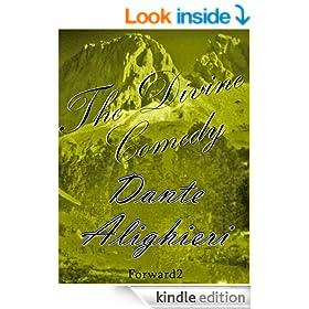 The Divine Comedy - Inferno, Purgatorio, Paradiso / Complete Version / Dante Alighieri (Best Navigation, Active TOC) - very easy to navigate