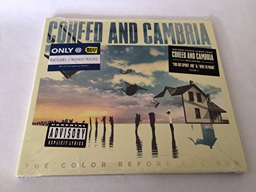 The Color Before The Sun Digipak CD+2 BONUS Tracks 2015 BEST BUY EXCLUSIVE