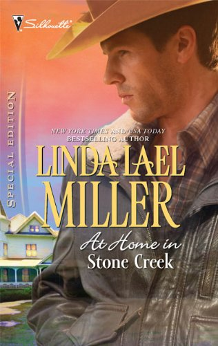 Image of At Home in Stone Creek (Stone Creek #6) (Silhouette Special Edition #2005)