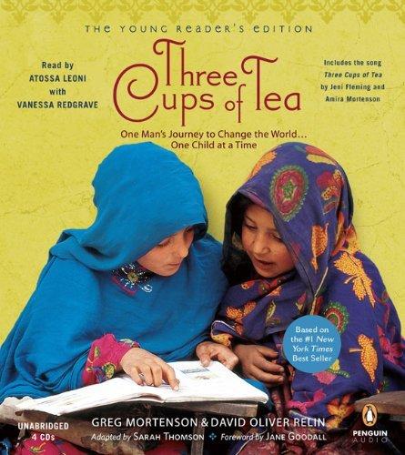 Essay on three cups of tea