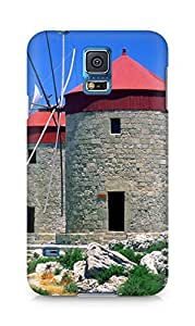 Amez designer printed 3d premium high quality back case cover for Samsung Galaxy S5 (Netherlands Architecture)