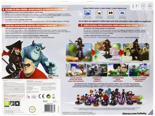 Disney Infinity Starter Pack Avventura Panorama Auto