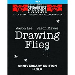 Drawing Flies: Anniversary Edition [Blu-ray]