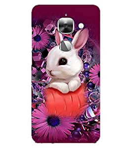 Axes Premium Designer Back Cover for LeEco Le Max 2 (-d1086