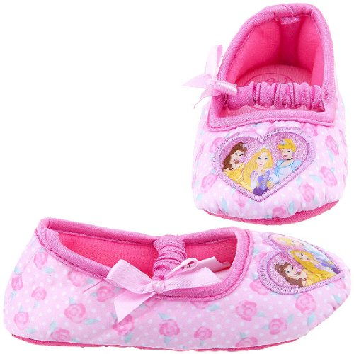 Buy Low Price Favorite Characters Disney Princess Ballet Slippers Pink – Size 9/10 (PRF213)
