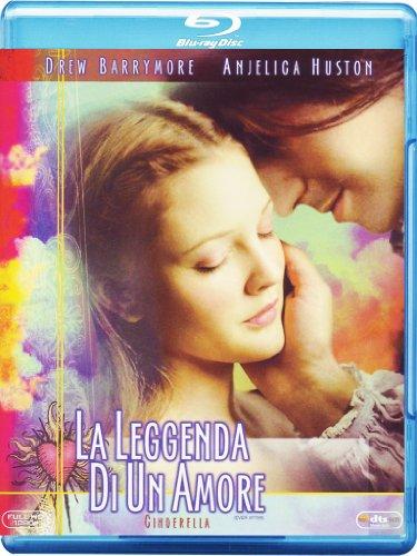 La leggenda di un amore - Cinderella [Blu-ray] [IT Import]