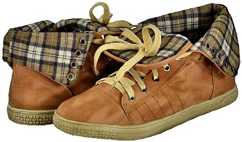 Blossom Cassey-5 Tan Women Casuals