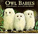[ OWL BABIES BY WADDELL, MARTIN](AUTHOR)BOARD BOOK Martin Waddell