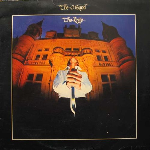 "A Band Called ""O"" - The Knife - United Artists Records - Uag 30077"
