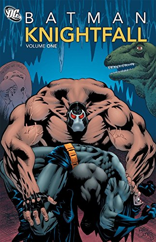 Batman Knightfall TP Vol 01 by Graham Nolan (Artist), Various (Artist, Author), Chuck Dixon (27-Apr-2012) Paperback