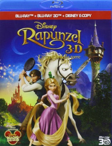 Rapunzel - L'intreccio della torre(2D+3D) [Italia] [Blu-ray]
