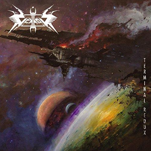 Terminal Redux (CD) by Vektor