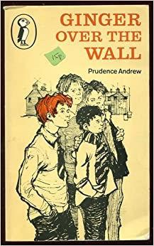 Ginger Over The Wall Puffin Books Prudence Andrew Charles Mozley