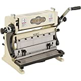 Shop Fox M1052 3-In-1 Sheet Metal Machine, 12-Inch