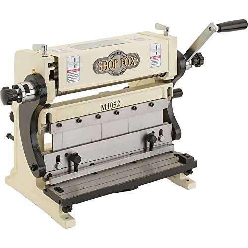 Shop-Fox-M1052-3-In-1-Sheet-Metal-Machine-12-Inch