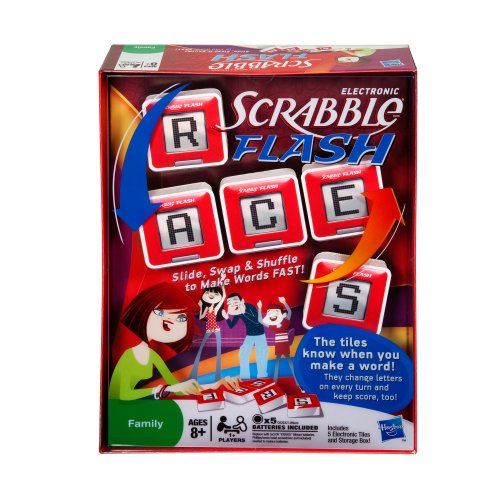Electronic Scrabble Flash Cubes