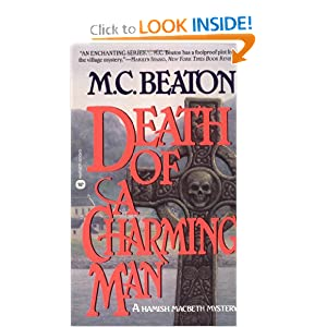 Death of a Charming Man (Hamish Macbeth Mysteries, No. 10) M. C. Beaton