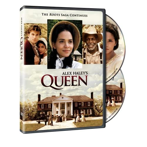 Queen DVD Cover