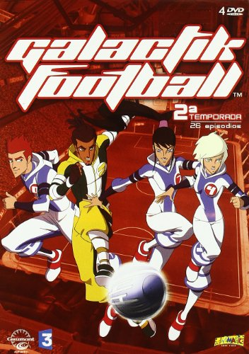 Galactik Football 2ª Temporada [DVD]
