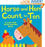 Horse and Hen Count to Ten. A Learn w...