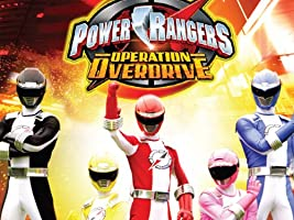 Power Rangers Operation Overdrive - Season 1