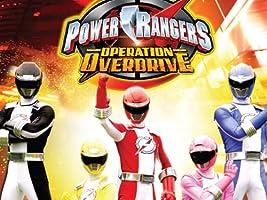Power Rangers Operation Overdrive - Season 1