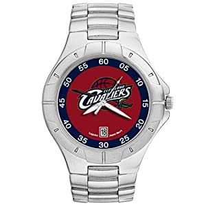 NSNSW22826Q-Cleveland Cavaliers Watch - Mens Pro Ii Nba Sport by NBA Officially Licensed