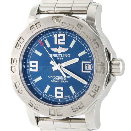Breitling Colt 33 Women's Stainless Steel Water Resistant Watch A7738711/C850